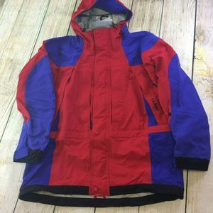 Vintage LL Bean Rain Coat Jacket  Goretex
